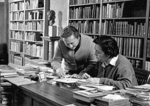 Escola de Bibliotecarias de Barcelona
