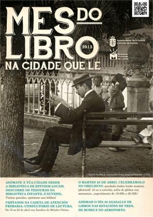 Mes del libro en A Coruña
