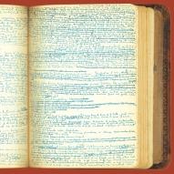 Manuscrito_Suite_francesa_1942