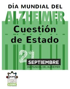 Día Internacional Alzheimer