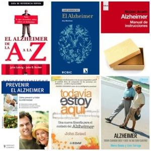 Libros non ficción Alzheimer