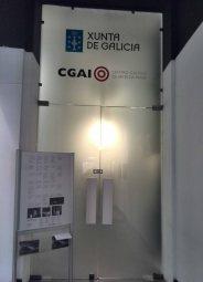 Entrada del CGAI