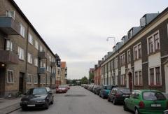 Calle Mariagatan Ystad