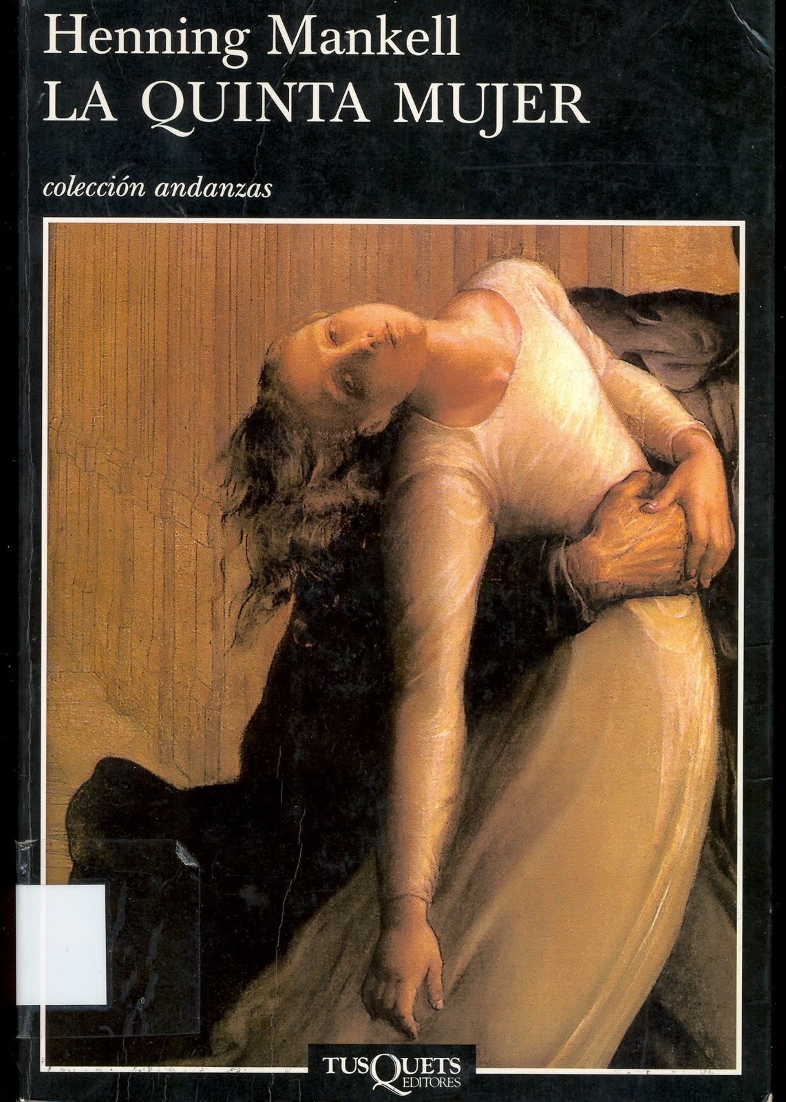La quinta mujer, Henning Mankell | Blogs Clubs Lectura das ...