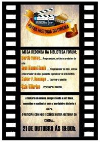 Cartel Mesa Redonda
