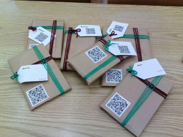 Paquetes sorpresa