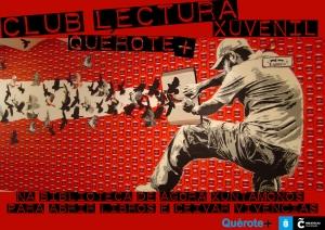 CARTAZ CLUB LECTURA QUEROTE+ copy