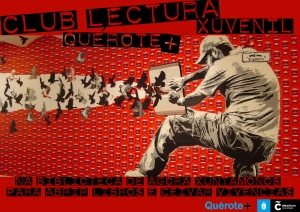 CARTAZ CLUB LECTURA QUEROTE+ copy