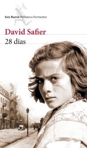 Portada de 28 días de David Safier