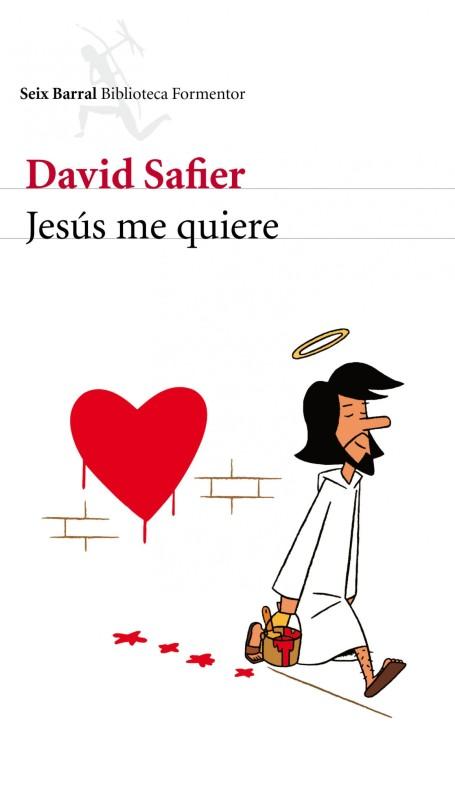 Portada de Jesús me quiere de David Safier