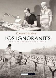 Portada de Los ignorantes de Étienne Davodeau