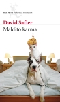 Portada de Maldito Karma de David Safier