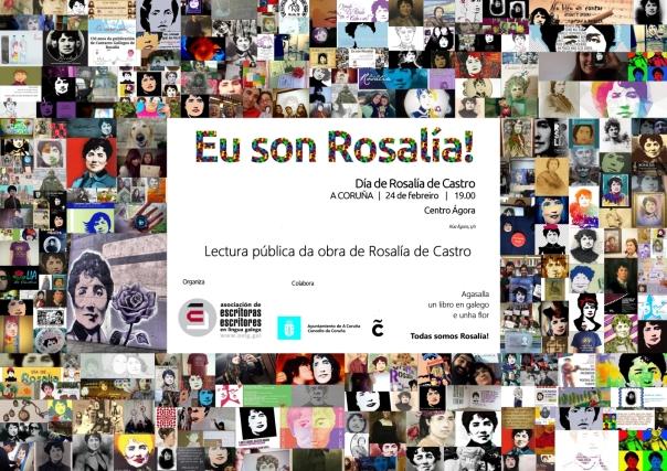 Día de Rosalía de Castro