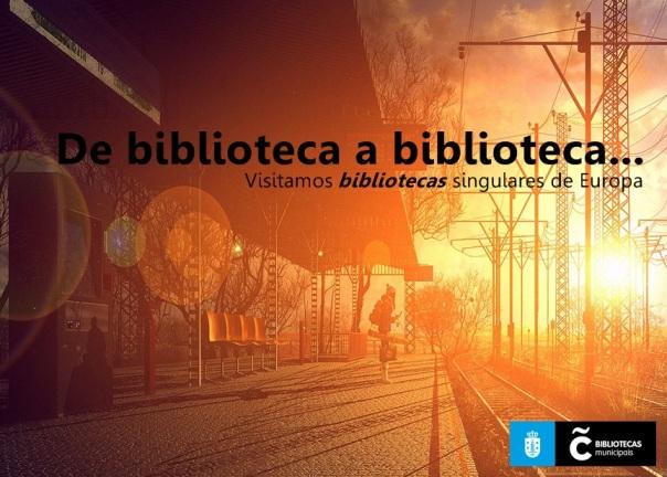 """Guía de lectura """"De Biblioteca a Biblioteca..."""""""