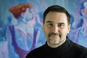 Retrato de Miguelanxo Prado