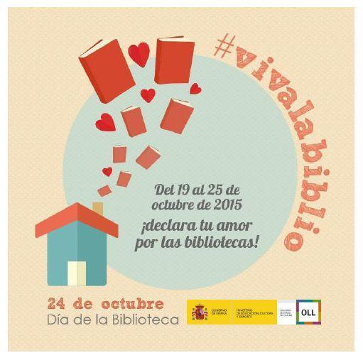 #Vivalabiblio