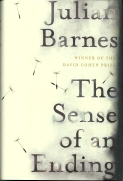THE SENSE OF AN ENDING - BARNES