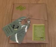 Lote de libros e material multimedia preparado para o concurso #meulibro