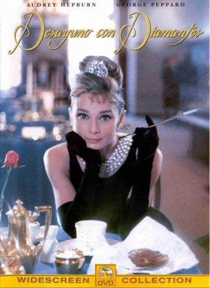 DVD Desayuno con diamantes