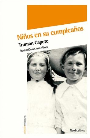Niños en su cumpleaños