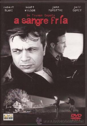DVD A sangre fría