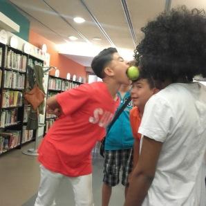 Concurso de mazás