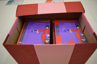 La caja de la Tia Mame
