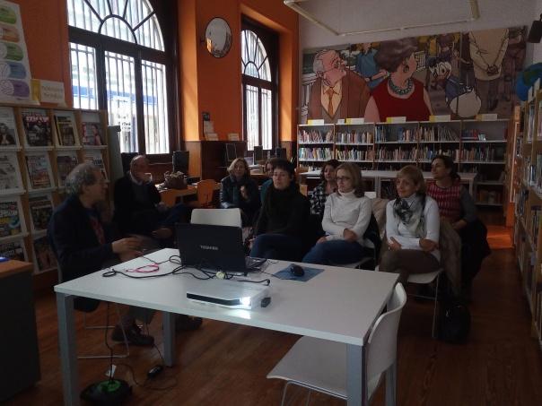 Blogs Clubs Lectura das Bibliotecas Municipais da Coruña