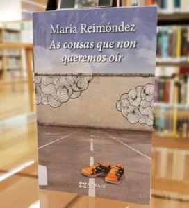 Maria Reimondez nas Bibliotecas Municipais da Coruña