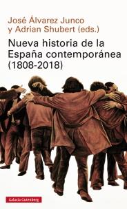 Nueva historia de la España contemporanea