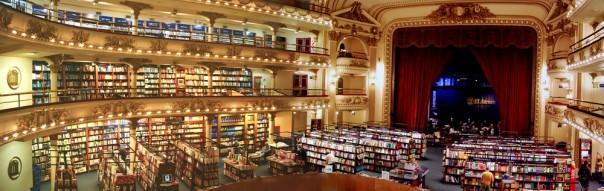 Libraría Ateneo Grand Splendid