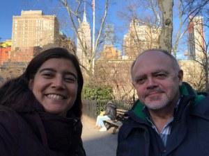 Carina e Jorge Castro