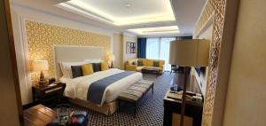 Cuarto do hotel Al Najada