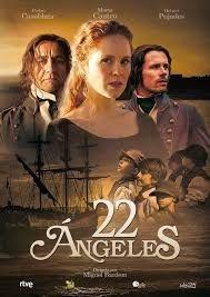 22 ángeles. Película dirixida por MIguel Bardem