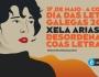 """#DesordénateCoasLetras Xela Arias tradutora: """"O bosqueanimado"""""""